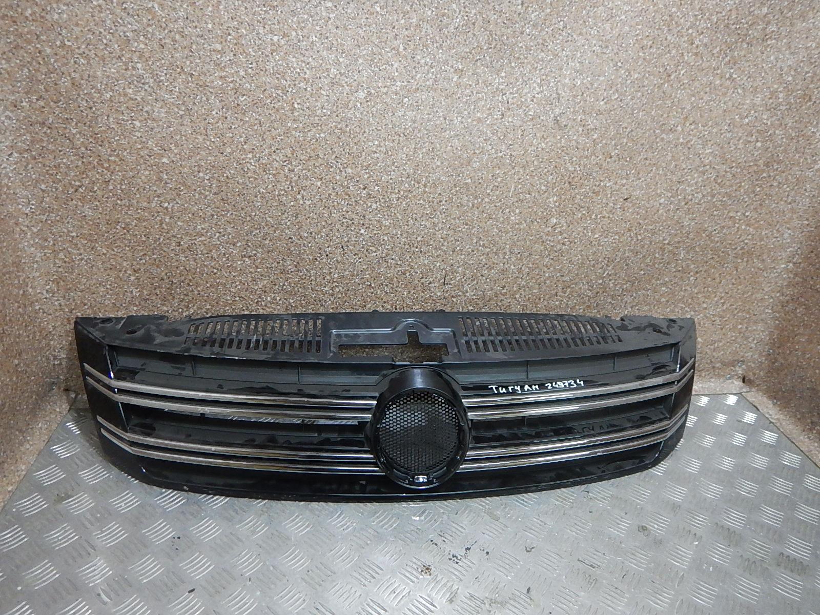 Решетка радиатора, Volkswagen (Фольксваген)-TIGUAN (11-)